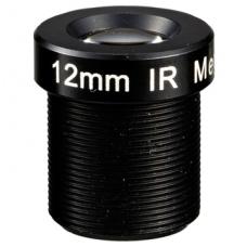 "1/3"" Objektyvas 12mm. IR CUT M12IR12"