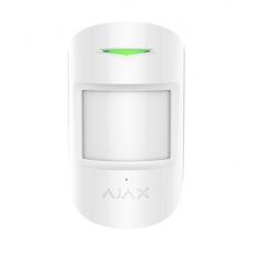 Ajax Combi Protect judesio detektorius (baltas)