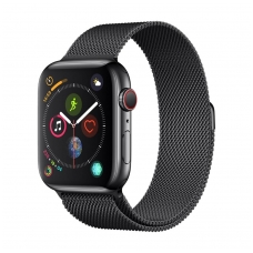 Apyrankė Devia Elegant 40mm Apple Watch juoda