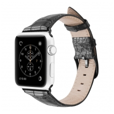 "Apyrankė Dux Ducis ""Luxury Version"" 38/40mm Apple Watch juoda"