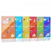 Atminties korta HOCO MicroSD 4Gb (class 10) be adapterio