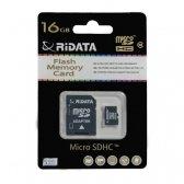 Atminties kortelė Ridata micro SDXC 16GB class10 U1