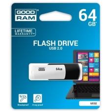 Atmintinė GOODRAM UCO2 64GB USB 2.0