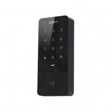 Atstuminių kortelių skaitytuvas + kontroleris + klaviatūra, RJ45,  Wiegand, RS-485