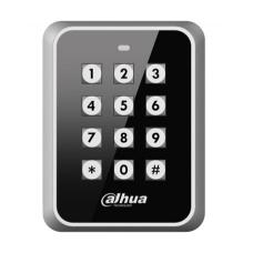 Atstuminių kortelių skaitytuvas su klaviatūra ,IK08, IP55, 13.56MHz(Mifare), RS-485