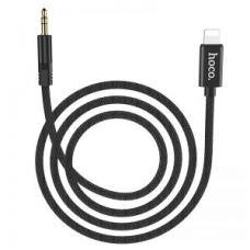 """Audio adapteris iš Apple """"Lightning"""" į 3,5mm HOCO UPA13 juodas"""