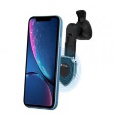 Automobilinis Universalus telefono laikiklis Devia Magnetic tvirtinamas į ventiliacijos groteles, magnetinis, juodas