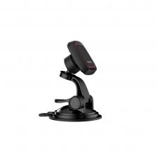 Automobilinis Universalus telefono laikiklis HOCO CA28, tvirtinamas ant prietaisų skydelio, magnetinis, juodas