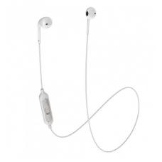 Belaidė laisvų rankų įranga Devia Smart Dual-Earphones V2 balta