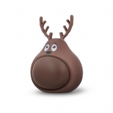 Bluetooth nešiojamas garsiakalbis Forever Sweet Animal Deer Frosty ABS-100