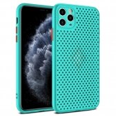Xiaomi Redmi Note 9S/Note 9 Pro dėklas Breath Case turquoise