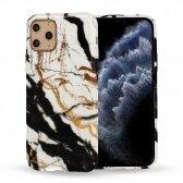 Samsung A217 A21s dėklas Marble Silicone Design 3