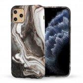 Samsung A217 A21s dėklas Marble Silicone Design 7