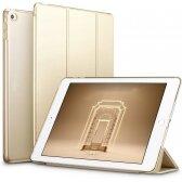 Huawei MediaPad T3 10.0 dėklas Smart Leather auksinis