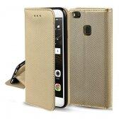 Huawei P40 Lite E dėklas Smart Magnet auksinis