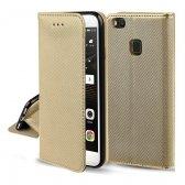 LG G8 ThinQ dėklas Smart Magnet auksinis