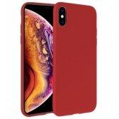 Apple iPhone X / XS dėklas X-Level Dynamic raudonas