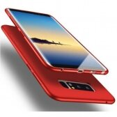 Apple iPhone 12 Pro Max dėklas X-Level Guardian raudonas