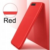 Apple iPhone 12 dėklas X-Level Guardian raudonas