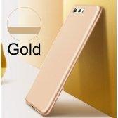 Apple iPhone 7 Plus/8 Plus dėklas X-Level Guardian auksinis