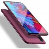 Samsung S21 Ultra dėklas X-Level Guardian bordo