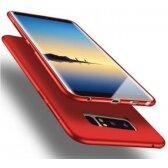 Samsung S21 Ultra dėklas X-Level Guardian raudonas