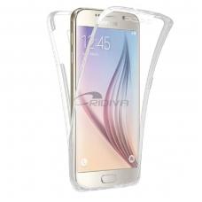 Dėklas 360 TPU Huawei P8 Lite skaidrus