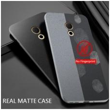 "Xiaomi Mi A3 dėklas ""Anti-Finger"" juodas"
