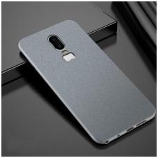 "Xiaomi Mi A3 dėklas ""Anti-Finger"" pilkas"