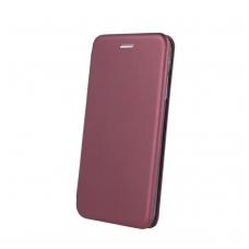 """Nokia 2.2 dėklas """"Book Elegance"""" vyno raudona"""