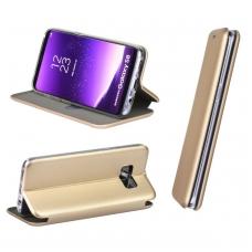 """Dėklas """"Book Elegance"""" Nokia 3.1 3 2018 aukso spalvos"""