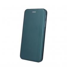 """Samsung A505 A50/A507 A50s/A307 A30s dėklas """"Book Elegance"""" tamsiai žalia"""