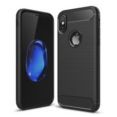 """Dėklas """"Carbon Lux"""" Nokia 4.2 juodas"""