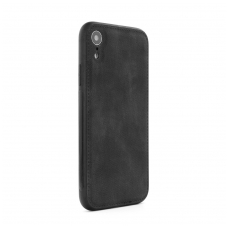 Dėklas Forcell Denim Samsung A105 A10 juodas