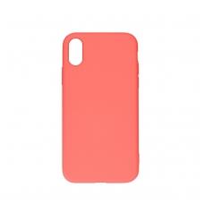 "Xiaomi Redmi 7A dėklas Forcell ""Silicone Lite"" rožinis"