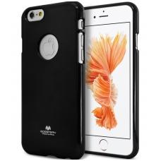 """Dėklas Mercury Goospery """"Jelly Case"""" LG H870 G6 juodas"""