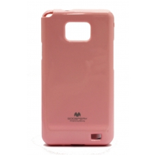 """Dėklas Mercury Goospery """"Jelly Case"""" Sony E6553 Xperia Z3+ rožinis"""