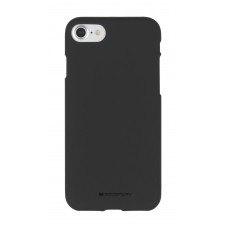"""Samsung A705 A70 dėklas Mercury Goospery """"Soft Jelly Case"""" juodas"""