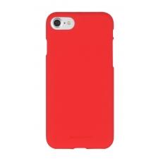 """Samsung A705 A70 dėklas Mercury Goospery """"Soft Jelly Case"""" raudonas"""