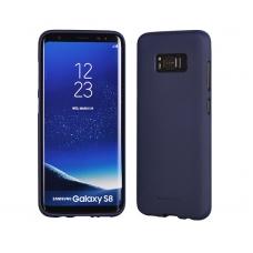 """Samsung A705 A70 dėklas Mercury Goospery """"Soft Jelly Case"""" tamsiai mėlynas"""