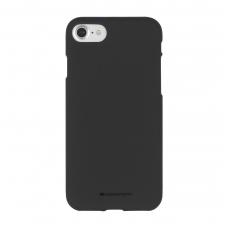 "Samsung N975 Note 10 Plus dėklas Mercury Goospery ""Soft Jelly Case"" juodas"