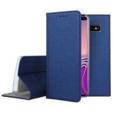 """Dėklas """"Smart Magnet"""" LG G8 ThinQ tamsiai mėlynas"""