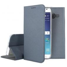 """Dėklas """"Smart Magnet"""" Nokia 9 pilkas"""