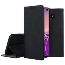 """Samsung Note 10 Pro dėklas """"Smart Magnet"""" juodas"""