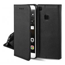 """Sony Xperia Z3 compact dėklas """"Smart Magnet"""" juodas"""