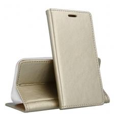"Samsung A705 A70 dėklas ""Smart Magnetic"" auksinis"