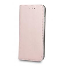 Xiaomi Mi Note 10 / Mi Note 10 Pro dėklas Smart Magnetic rožinis-auksinis