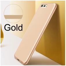 Huawei Mate 30 Lite dėklas X-Level Guardian auksinis
