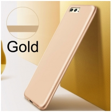 Dėklas X-Level Guardian LG G710EM G7 ThinQ auksinis
