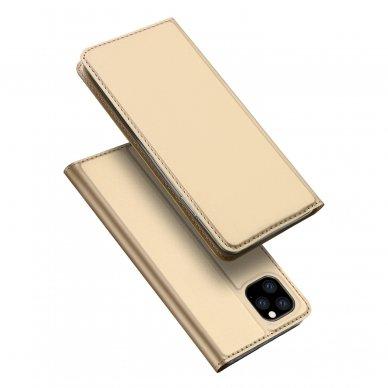 Xiaomi Redmi Note 8T dėklas Dux Ducis Skin Pro aukso spalvos